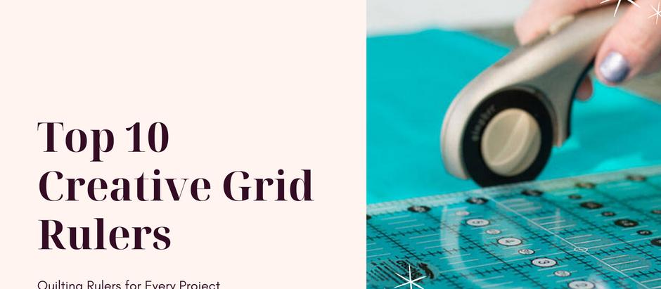 Top 10 Creative Grids Rulers
