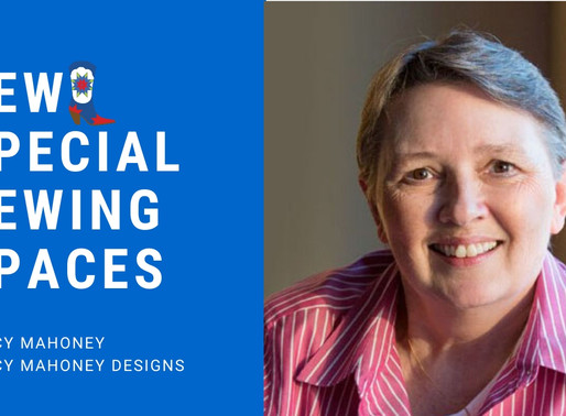 Sew Special Sewing Space: Nancy Mahoney