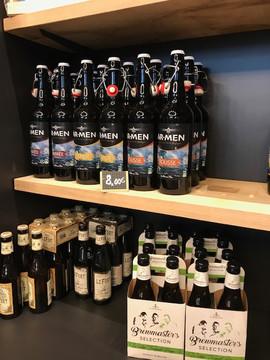 Plus de 200 références de bières