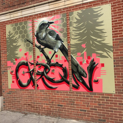 Grow mural Kingsport TN