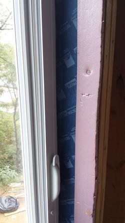 Insulation at Windows