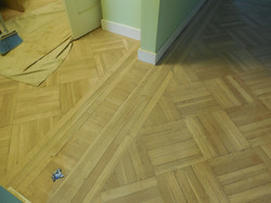 Refinish Existing Floor