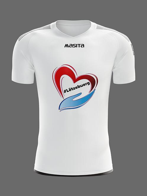 Sportshirt Masita MC Sevilla. -   FONDATIOUN COVID-19 ( 10 Euro pro Shirt )