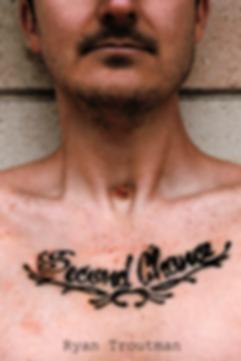 Second Chance by Ryan Troutman - Traumatic Brain Injury Autobiograhy - Paperback / Ebook