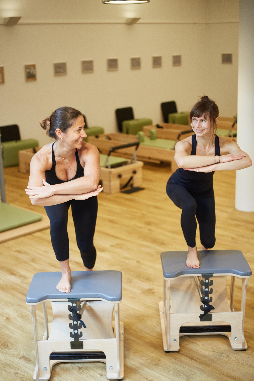 Pilates Equipment Class - Trainee