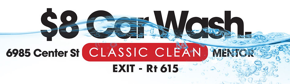 Classic Clean Billboard 14x48 $8 Wash r2