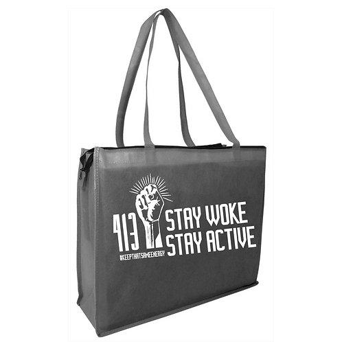 413SWSA Reusable Grocery Bag