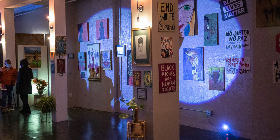 BLART- Black Art & Activism Exhibit and Fundraiser