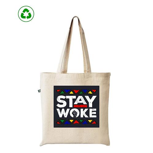 """""""Stay Woke"""" OrganicTote"""