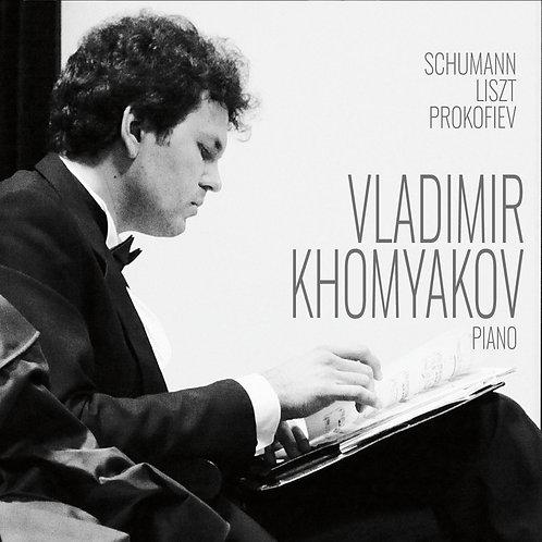 Schumann Liszt Prokofiev CD