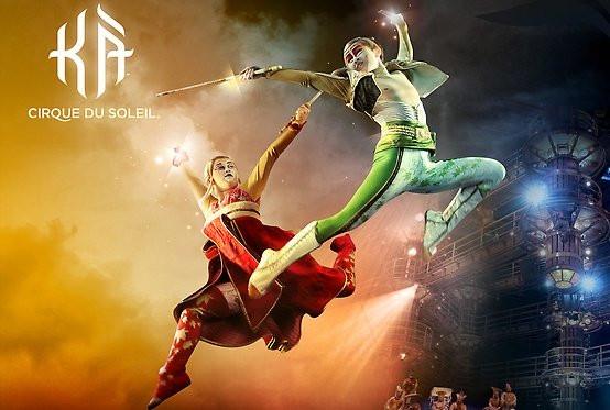 KA - Cirque de Soleil