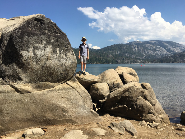 Stanislaus, Yosemite & Sequoia