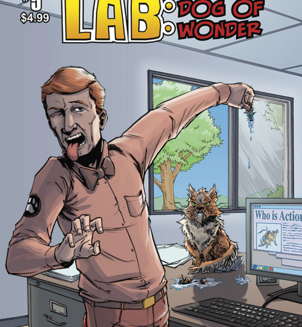 Action Lab Cover