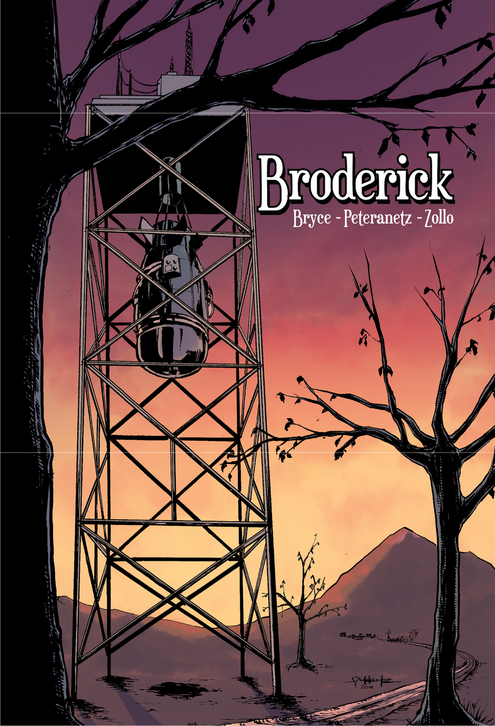 Broderick Preview Cover