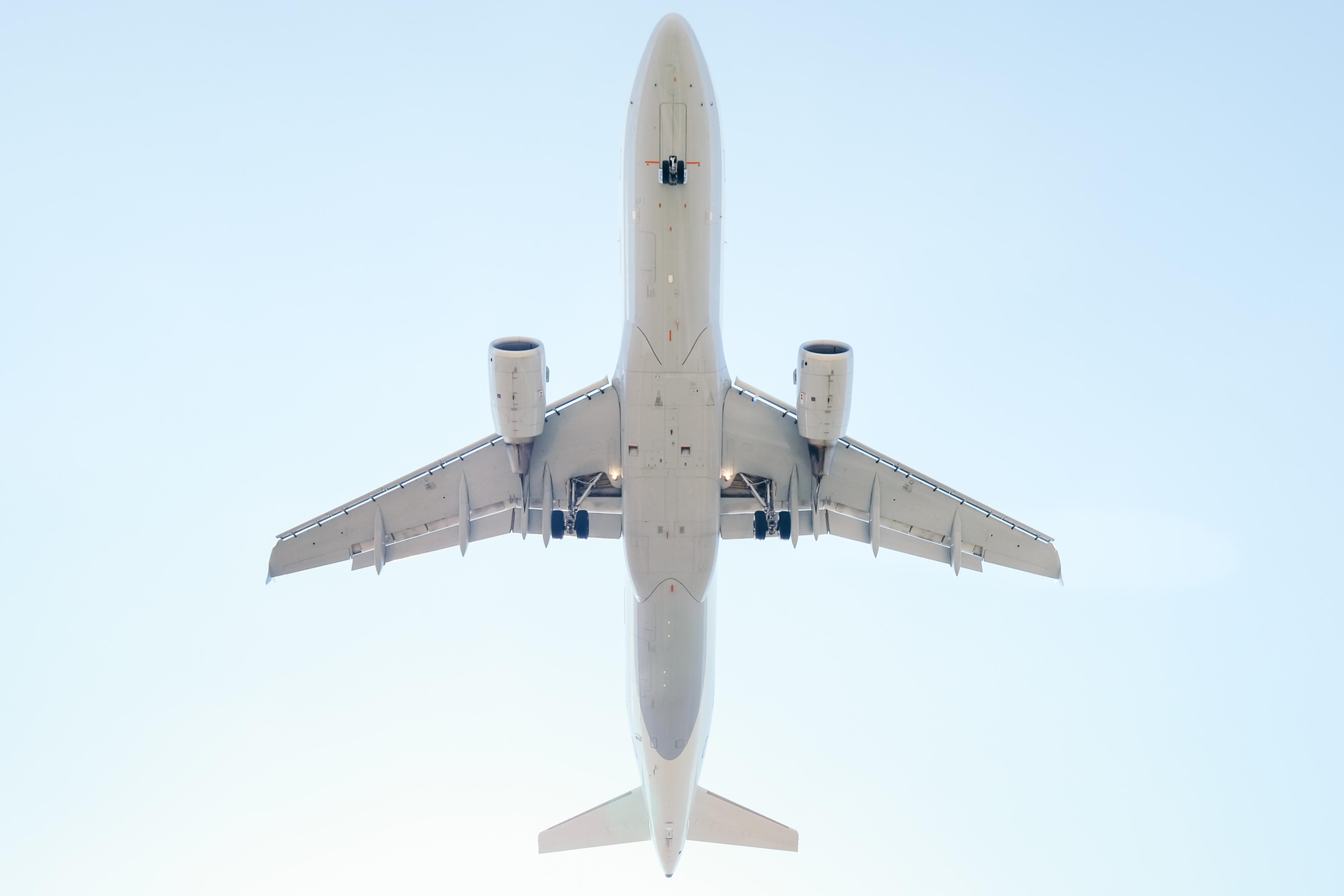 Frykt for å fly