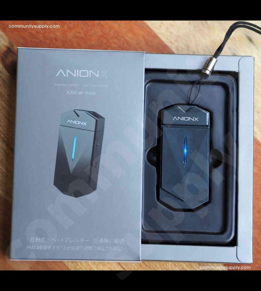 AnionX