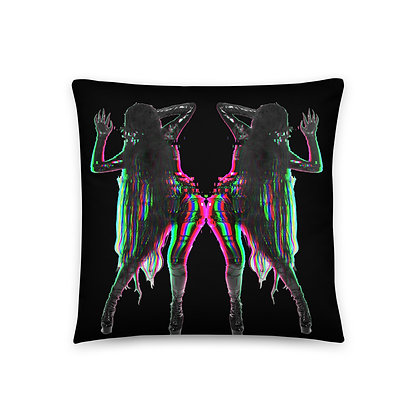 Twin Ghoul Cushion