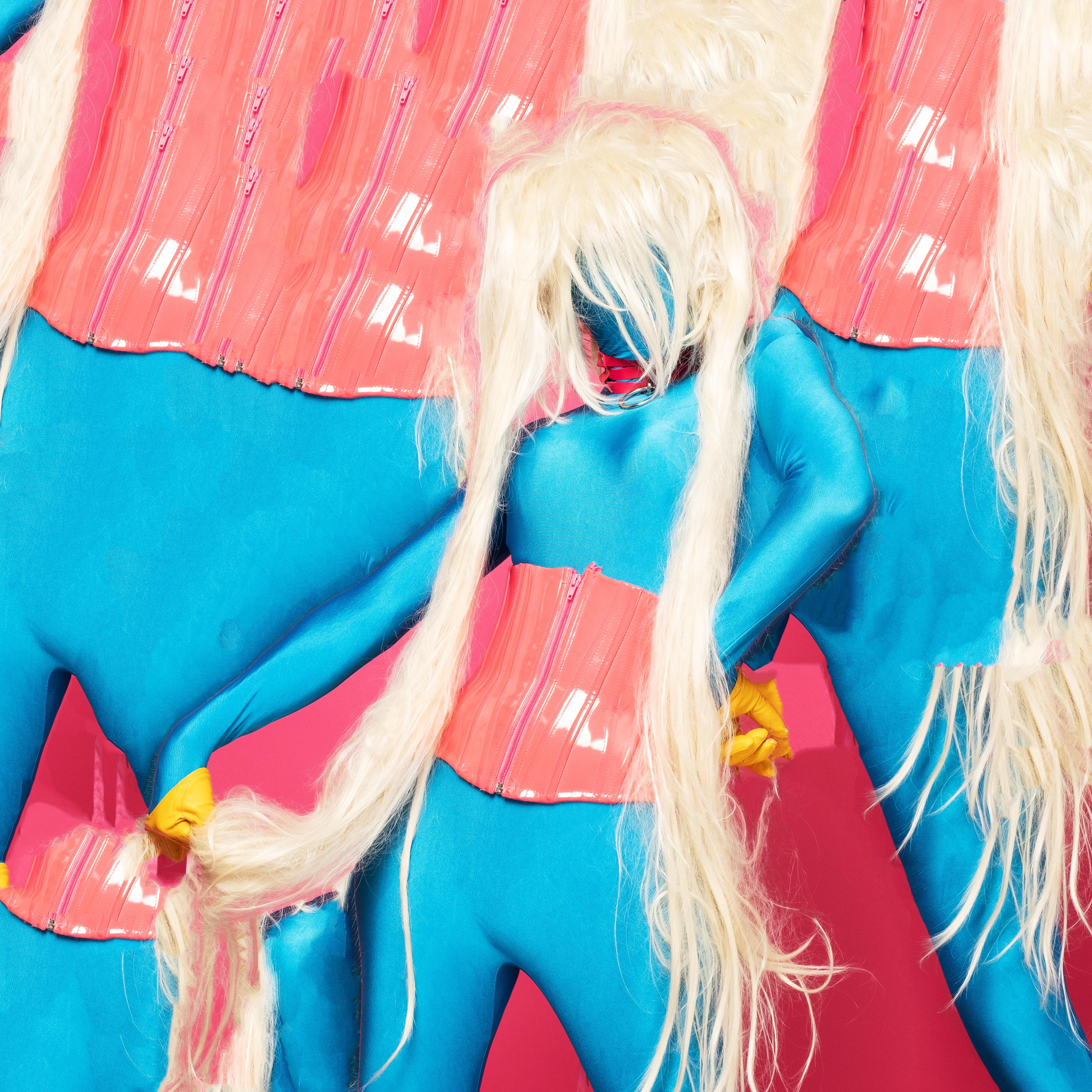 Zentai Suit Ladonna Rama