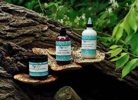 3 Step Hair & Scalp Exfoliation System