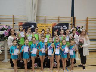 Aasta esimene võistlus Ülenurme rühmadel edukalt läbitud!