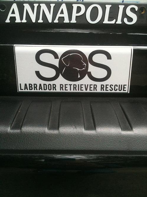 SOS Bumper Sticker (3)