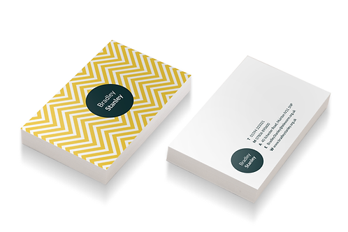 BUSINESS CARDS 450gsm