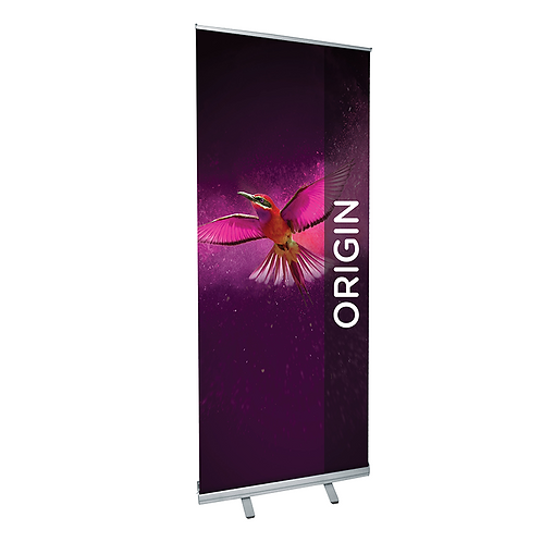 ORIGIN Budget Roller Banner 600mm - 1000mm Width
