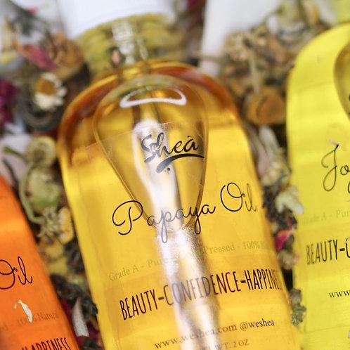 Grade A Cold-Pressed Papaya oil