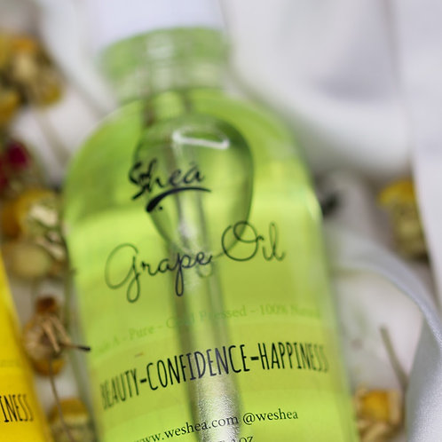 Grade A Cold-Pressed Grapeseed oil