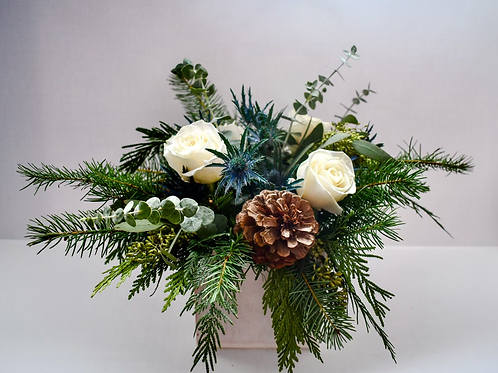 Winter Wonderland Centerpiece Small