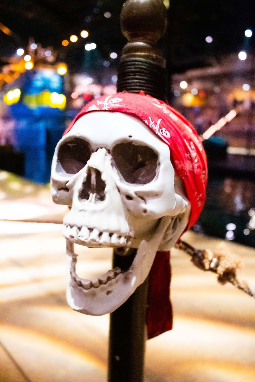 Enjoy Pirates Voyage during your Myrtle Beach Vacation with us at Grand Palms Resort (formerly Plantation Resort).