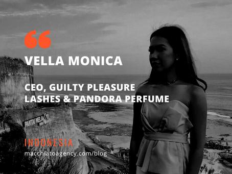 2 Successful Businesses by 24. Here's Vella Monica's Secret as an Entrepreneur.