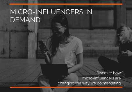 Micro-influencers in Demand for Marketing due to Higher Engagement. Here's Why.