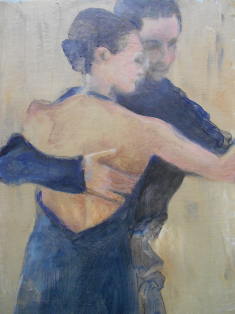 Close Embrace (Honorable Mention)