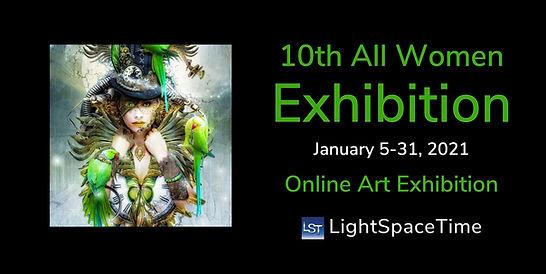 10th All Women 2021 -   Art Exhibition E