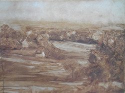 Valley Forge Umber Grisalle