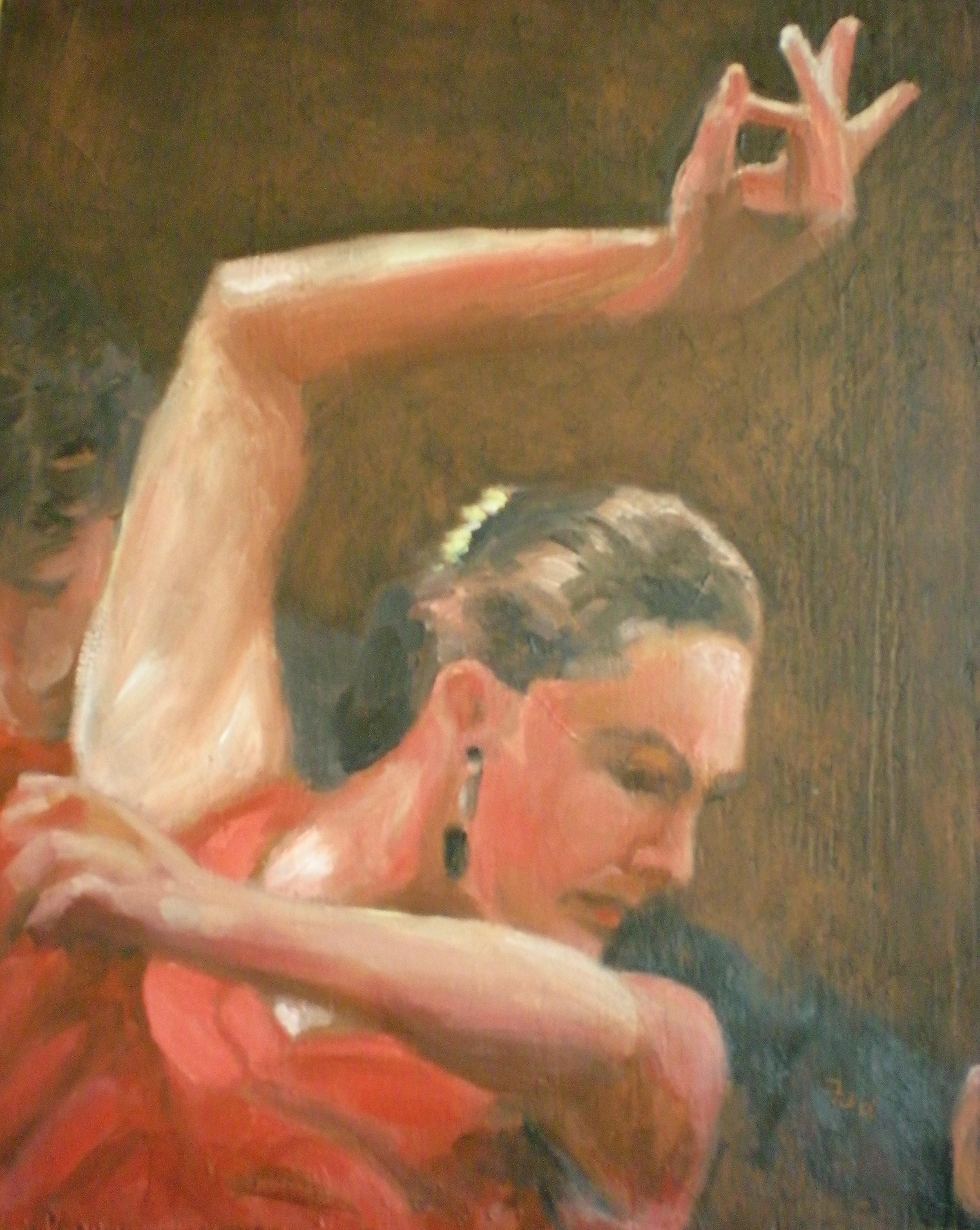 Flamenco Hands #1