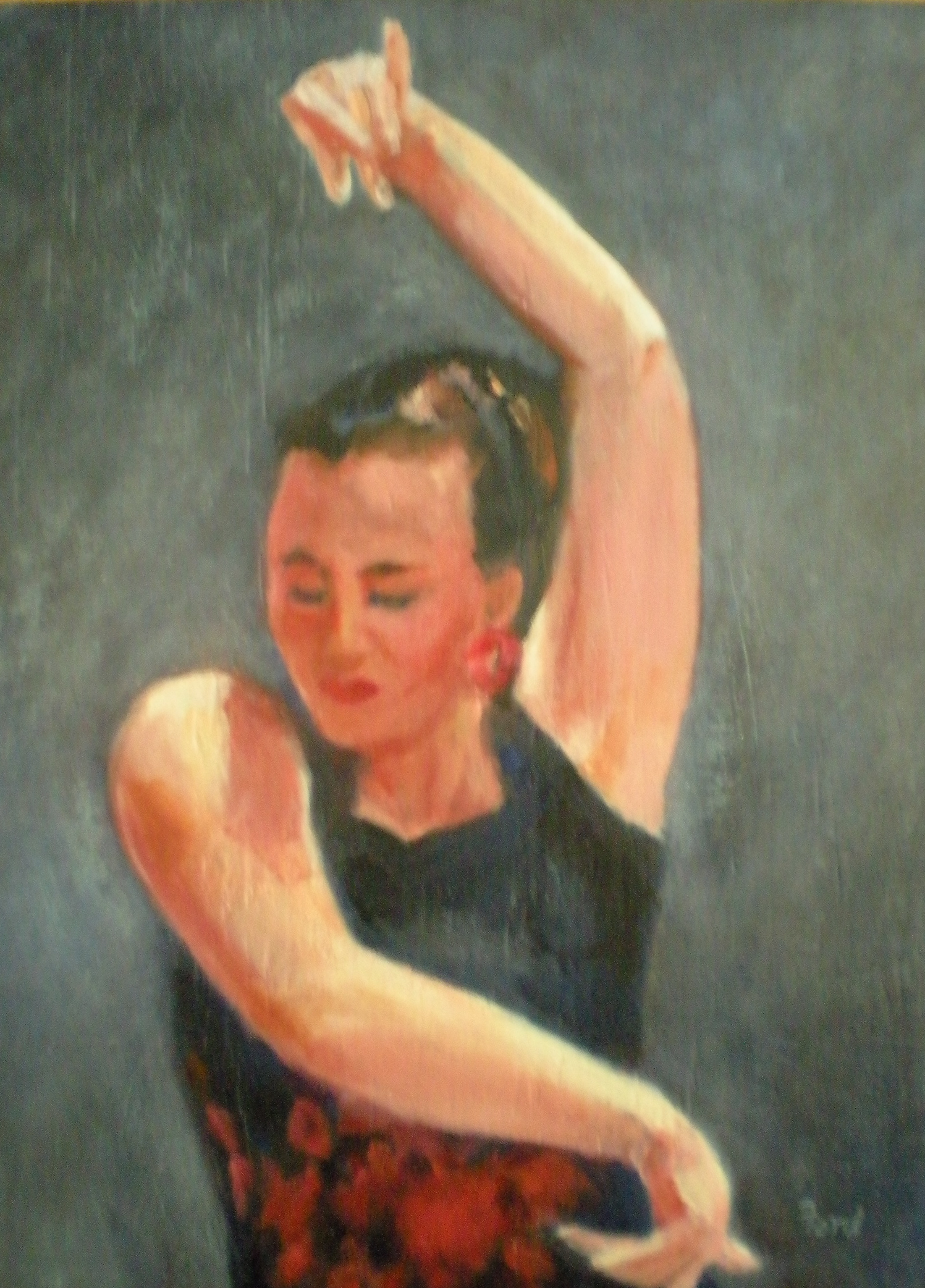 Flamenco Hands #2