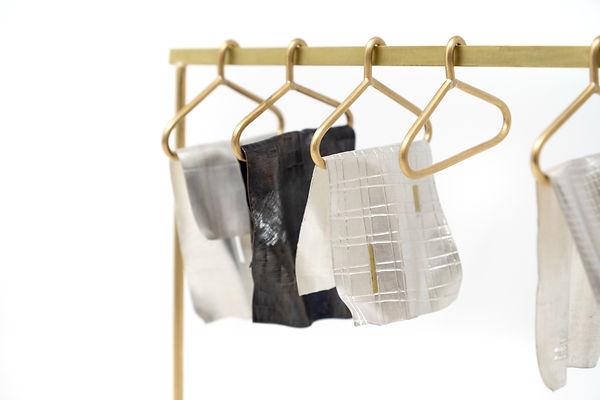 All Hung Up detail 1 - Mia Kaplan