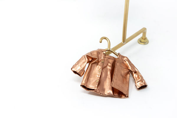 All Hung Up detail 3 - Mia Kaplan