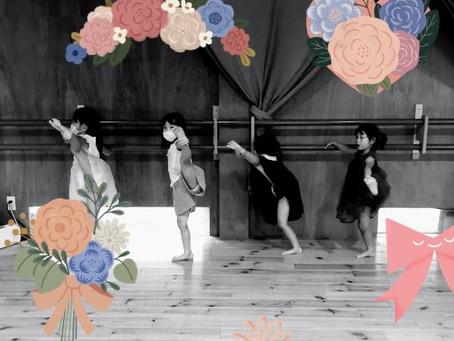 【KIDSモダンバレエ】水曜16:30-17:30