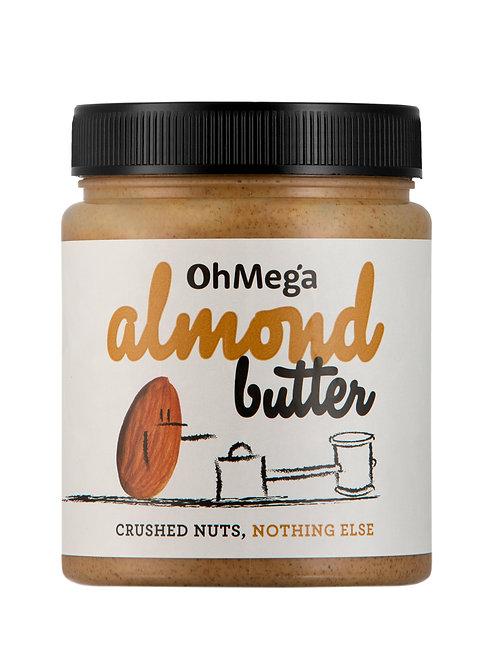 Oh Mega Almond Nut Butter 1KG