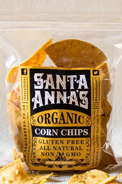 Santa Anna's Corn Chips 250g