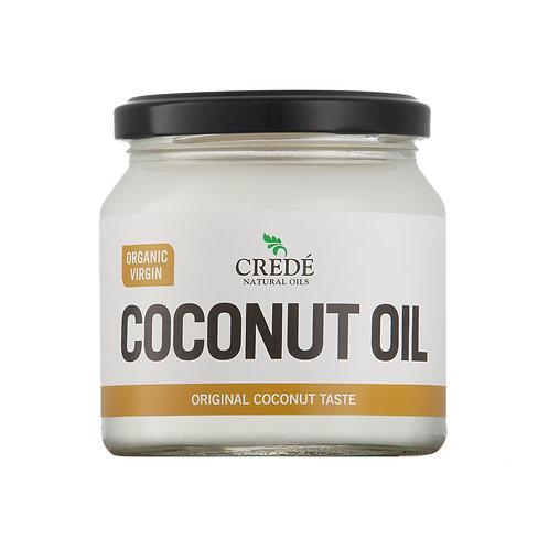 Coconut Oil ORGANIC VIRGIN 500ml (Brown Label)
