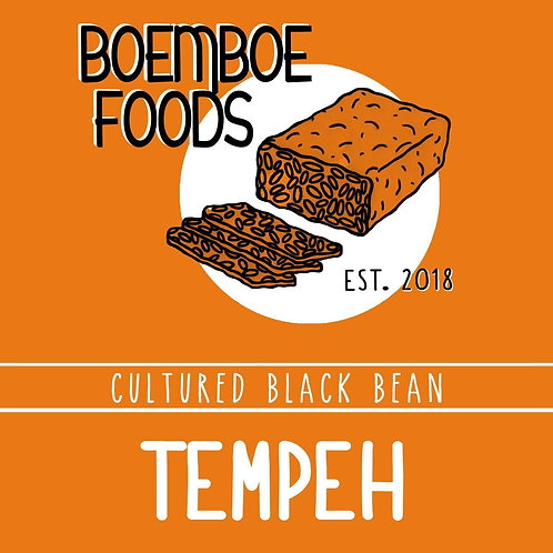 Tempeh - Black Bean