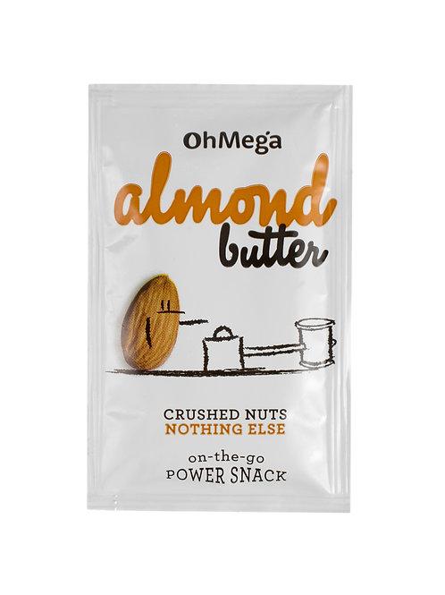 Almond Butter sachet box of 10