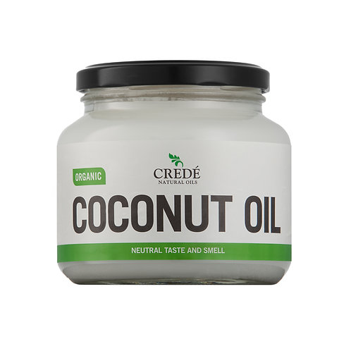 Organic Coconut Oil ODOURLESS 500ml