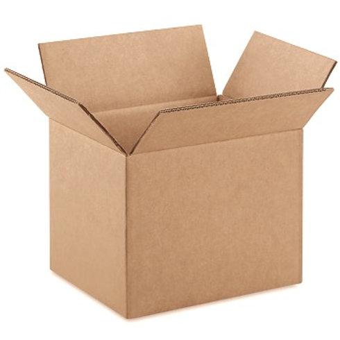 "12""x9""x6"" Double Wall box Regular case flaps top/bottom"