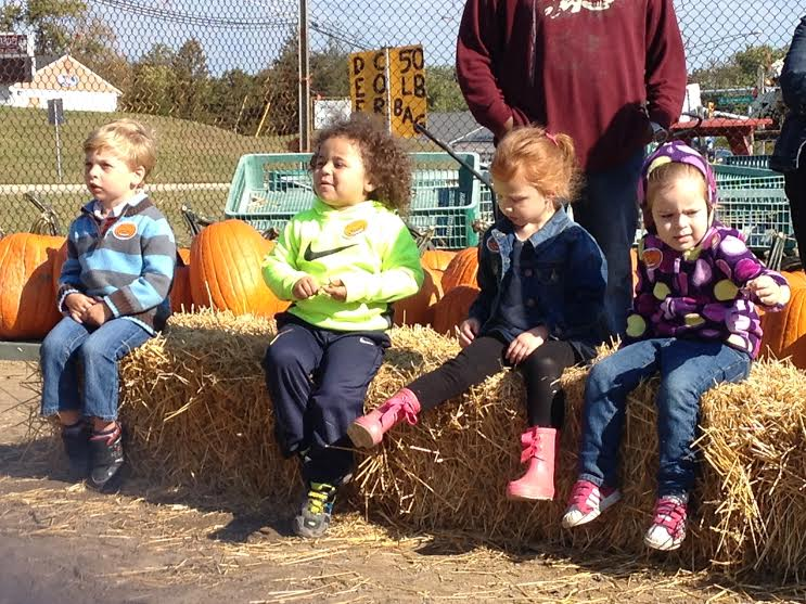 Annual Fall Pumpkin Patch Trip (3s)