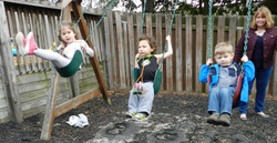 11:00-11:45 Outdoor Play